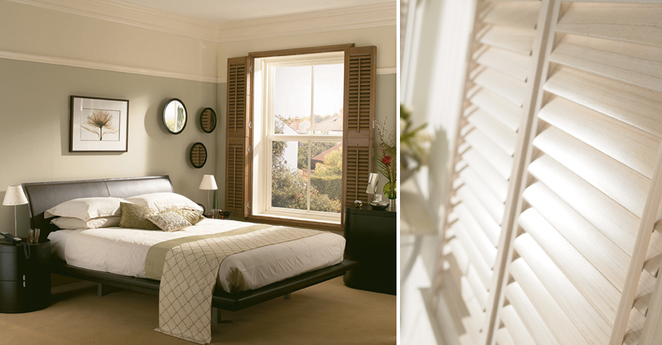 Made To Measure Plantation & Bay Window Shutter Fitters in London (UK)