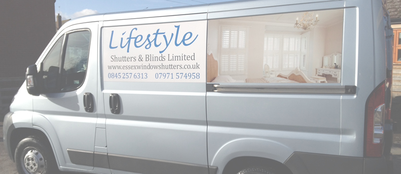 Lifestyle Shutters and Blinds in London